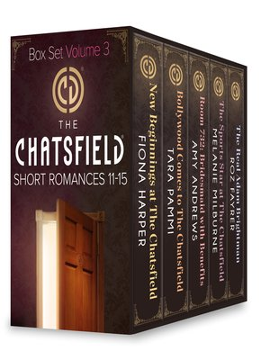 cover image of The Chatsfield Short Romances 11-15